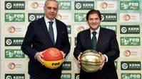 Kern Pharma ficha por la Federación Española de Baloncesto para colaborar en sus proyectos sociales