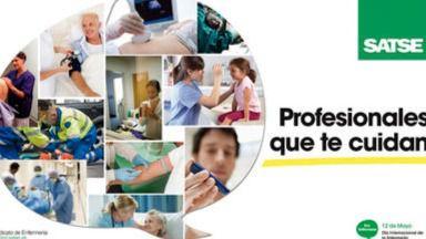 Homenaje a todos y todas las profesionales de enfermería madrileñas