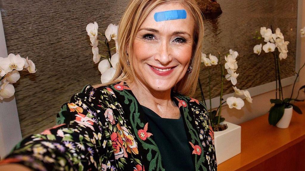 Cristina Cifuentes apoya la