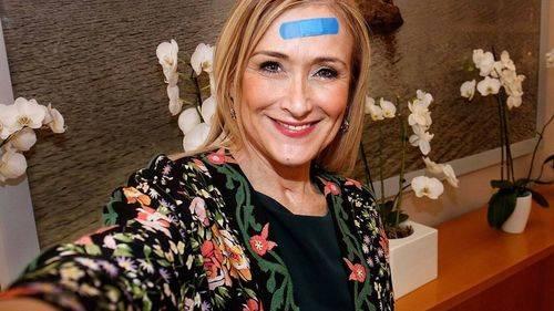 Cristina Cifuentes apoya la 'V Carrera solidaria por la Salud Mental'