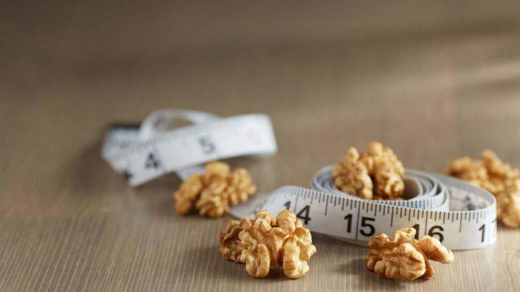 Las nueces, no generan aumento de peso