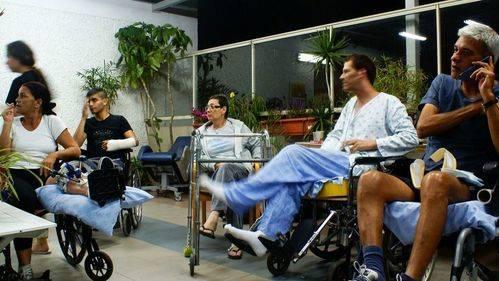 Terapia pionera en Madrid para los lesionados medulares