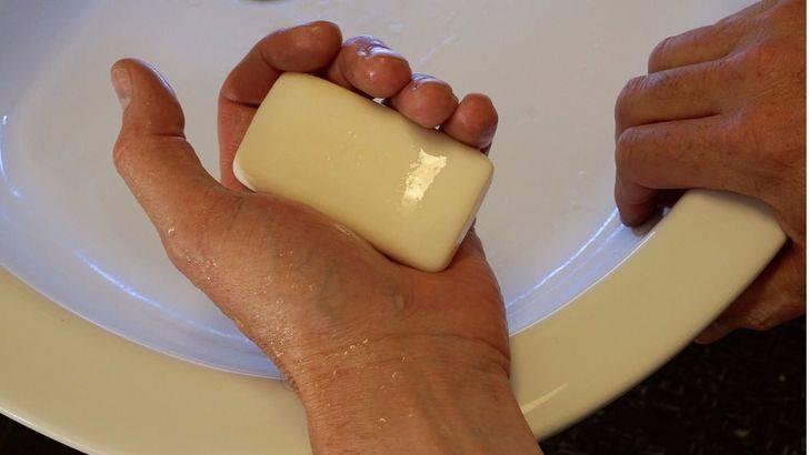 ¿Sabias que...lavarse las manos protege de 200 enfermedades?