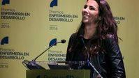 """Ana Pastor: """"Las enfermeras sois la mejor marca España"""""""