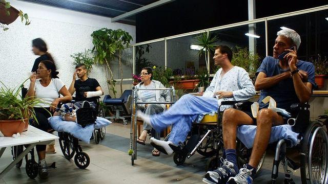 Colapsadas las Urgencias de varios hospitales de Madrid