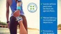 Espacio de salud dirigido a deportistas