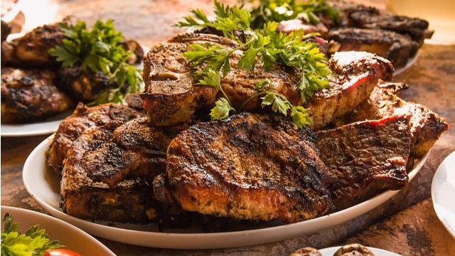 Los alimentos ricos en almidón no deben dorarse demasiado para evitar el cáncer