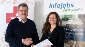 Acuerdo entre FEFAC e Infojobs para mejorar la búsqueda de empleo de los farmacéuticos
