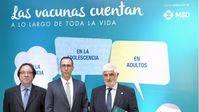 El éxito de la vacunación infantil en España contrasta con la baja cobertura vacunal en el adulto