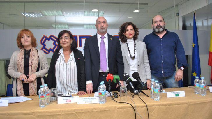 Los sindicatos de la Mesa Sectorial de Sanidad convocan huelga y movilizaciones