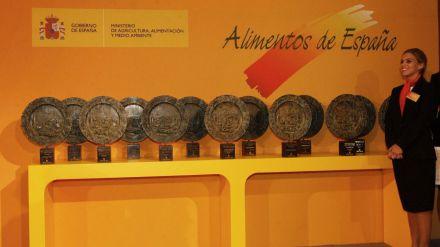 'Premios Alimentos de España 2017'