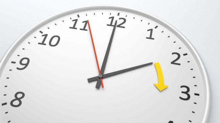¿Por qué tenemos que adelantar una hora los relojes este fin de semana?
