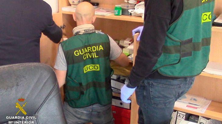 Los medicamentos ilegales también son un problema en España
