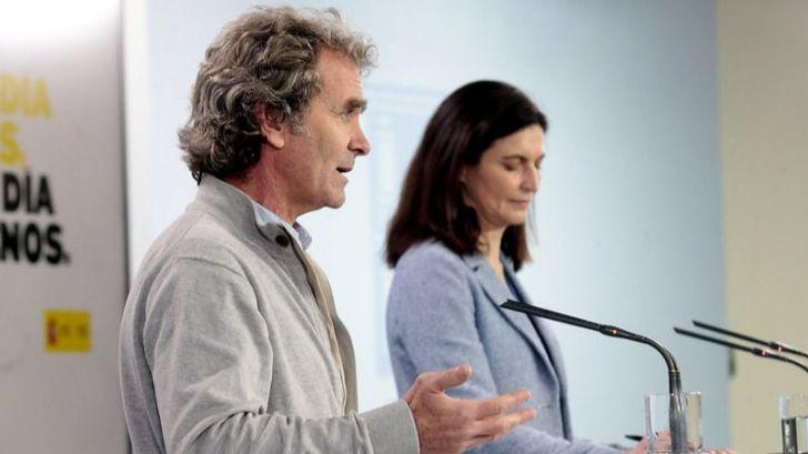 España registra más de 100.000 curados de coronavirus y 37.994 sanitarios contagiados