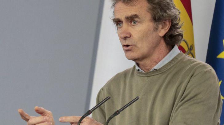 Fernando Simón sobre por qué hay más curados que contagios en Ceuta: