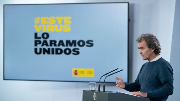 España registra 143 muertes por Covid-19 en un día y ya van más de 264.000 afectados