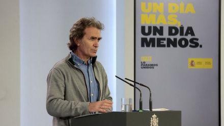 Fernando Simón apunta a que la decisión final de la desescalada