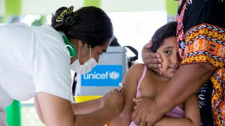 Consecuencias del Covid-19: Amenaza el rebrote de enfermedades con 80 millones de niños sin vacunar