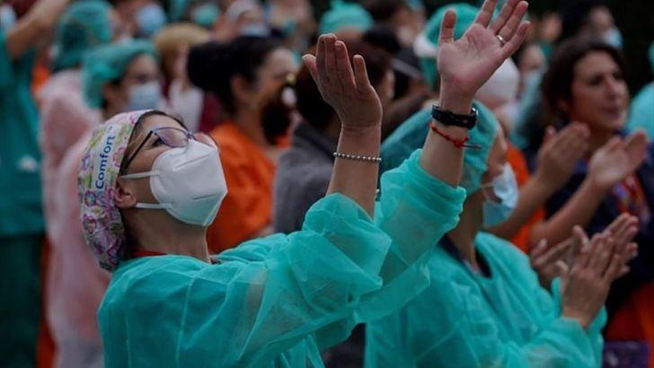 Premio Princesa de Asturias para los sanitarios españoles