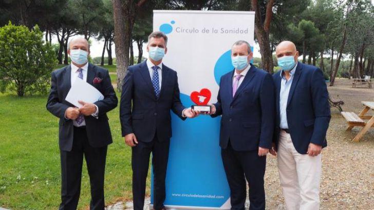 El Círculo de la Sanidad, galardonado con la distinción 'España en el corazón'