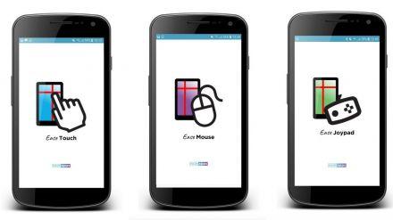 Tres aplicaciones orientadas a mejorar la vida de personas con alguna discapacidad física