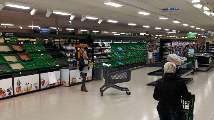 Determinados productos han disparado las ventas a niveles de marzo por miedo a los nuevos confinamientos