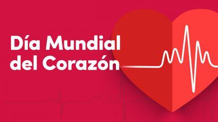 Día Mundial del Corazón este martes 29 de septiembre
