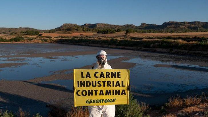 La ganadería española es la tercera más contaminante de Europa