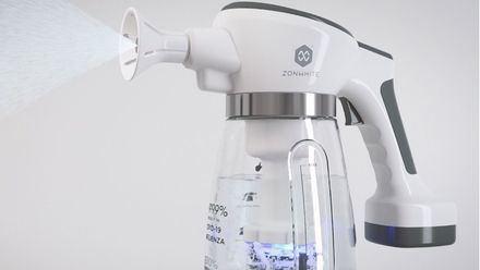 El dispositivo que elimina el SARS-cov-2 en un 99,99%