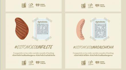 #EstoNoEsUnFilete: El sector ganadero-cárnico desmonta parte de nuestra alimentación