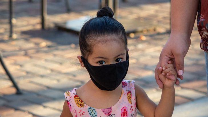 Gel hidroalcohólico: ¡Cuidado con los ojos de los más pequeños!