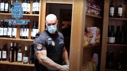 Destapan una sala de fiestas oculta en una tienda donde no se tomaban medidas sanitarias contra la Covid-19