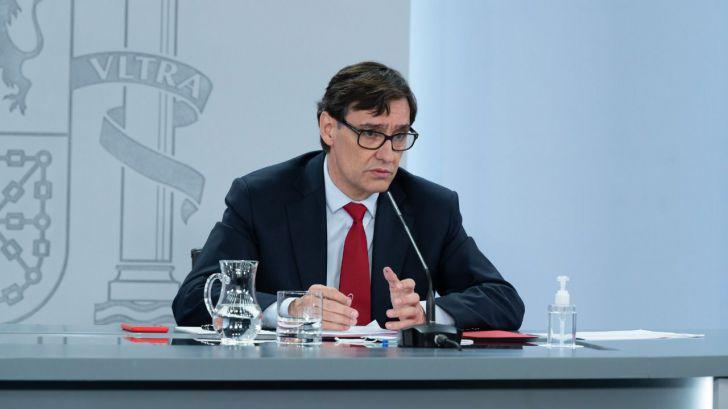 Más de 20.000 nuevos casos de Covid-19 en España por primera vez en un día