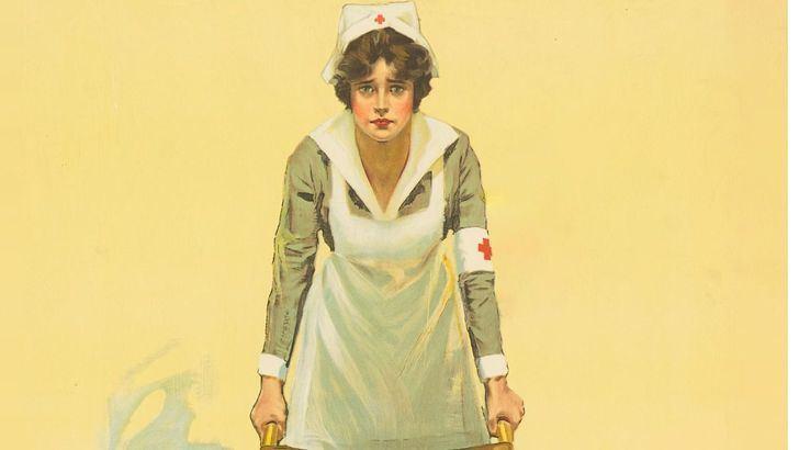 Han fallecido 1.500 enfermeras por coronavirus en lo que va de pandemia, tantas como en la Primera Guerra Mundial