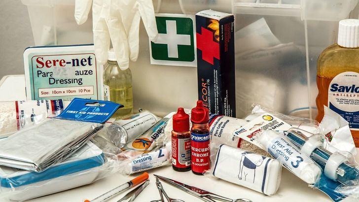 Test de coronavirus y vacunas, sin IVA