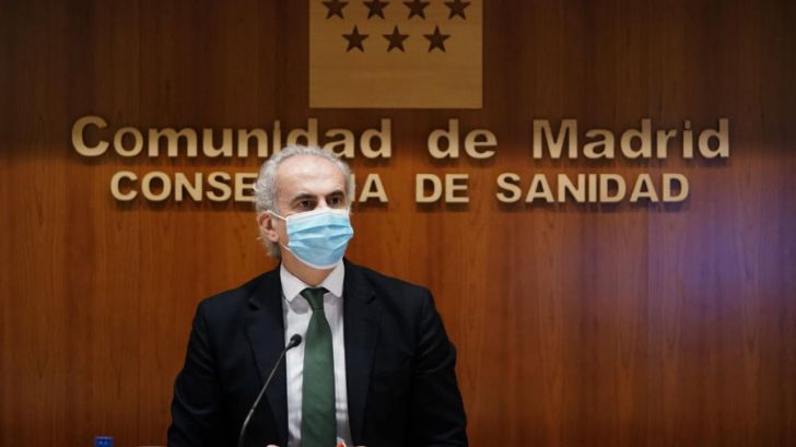 La Comunidad de Madrid y su medida in extremis anti-Covid justo antes de Navidad