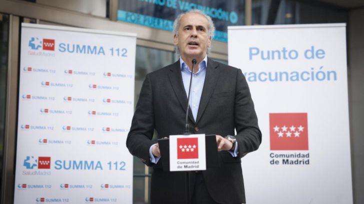 En fase piloto el sistema de autocitación para vacunarse contra el COVID-19 en Madrid