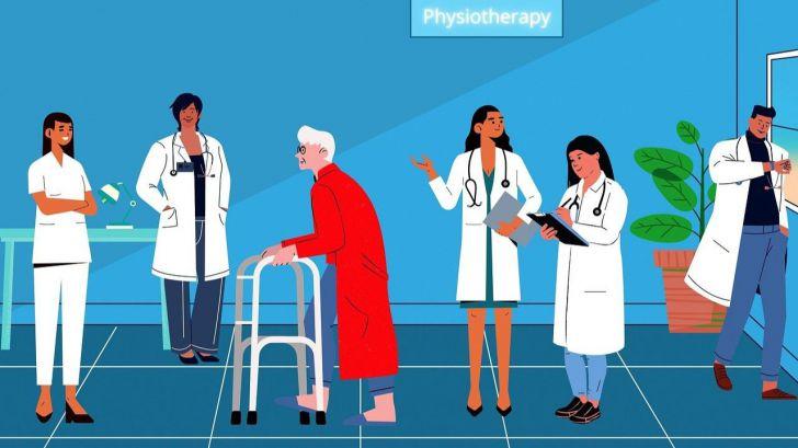 El 30% de los fisioterapeutas ha sufrido los síntomas del Covid-19