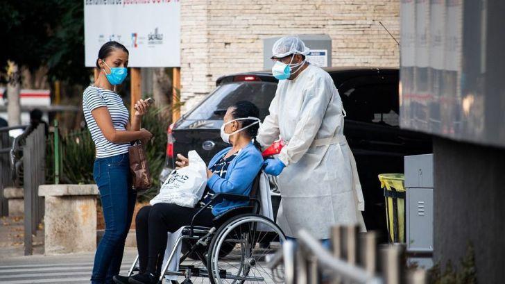 Existen varias epidemias de COVID-19 en curso en Brasil