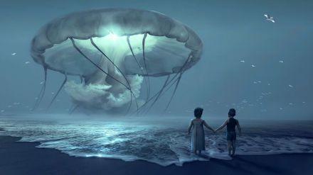 Cómo actuar si te pica una medusa en la playa este verano