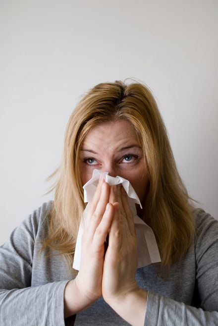 La gripe, responsable de 1 de cada 5 bajas laborales en España