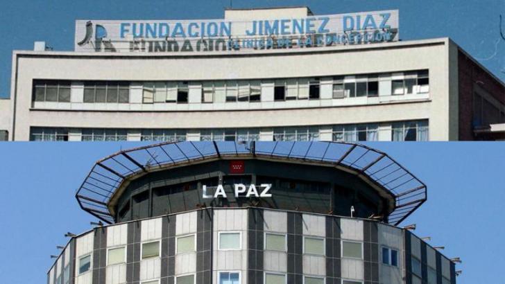 Covid-19: La Paz y la Fundación Jiménez Díaz son los hospitales más eficientes